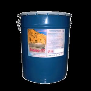 Элакор-ПУ лак 60 для бетона